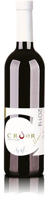 Cuvée Cruor blanc 2011 D.S.C.